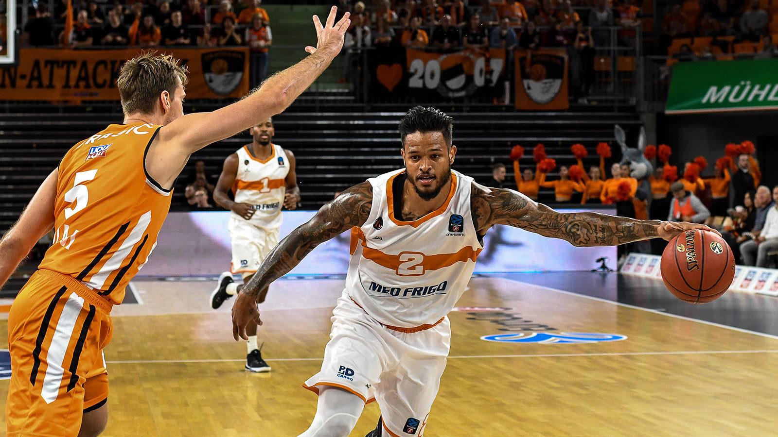 Chris Babb Promitheas Patras, Basketball