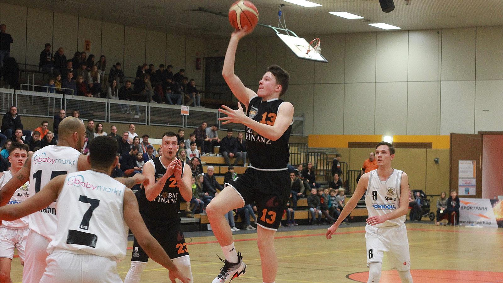 Simonas Lukosius Dragons Rhöndorf Basketball