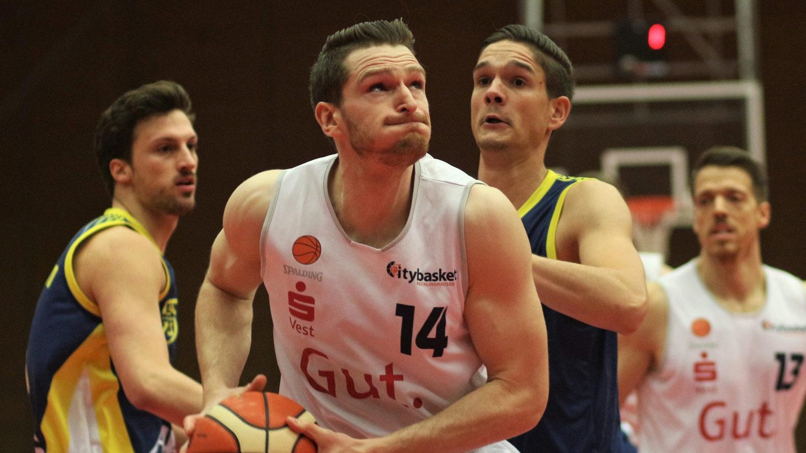Philipp Spettmann Basketball Citybasket Recklinghausen